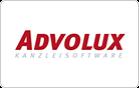 WebAkte für Anwälte Features: Die Kanzleisoftware Advolux ist kompatibel mit der Webakte.